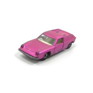Lotus Europa N°5 1/64 Matchbox