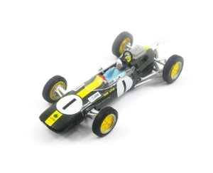 Lotus 25 Winner British GP 1964 Jim Clark 1/43 Brumm
