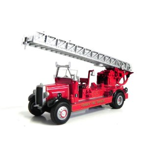 Leyland Tlm London Fire Brigade 1/76 Oxford