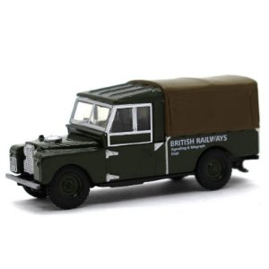 Land Rover Series 1 109 1/76 Oxford