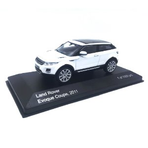 Land Rover Range Rover Evoque Coupe 2011 1/43 Whitebox