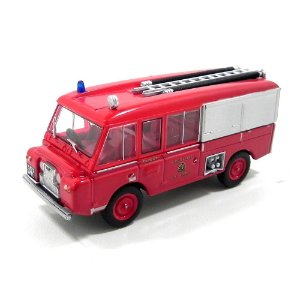Land Rover Ft6 Carmichael Rhd 1/76 Oxford