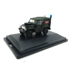 Land Rover 1/2 Ton Lightweight Military Police 1/76 Oxford