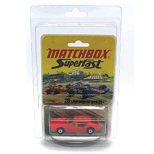 Lamborghini Marzel Superfast N 20 1972 1/64 Matchbox