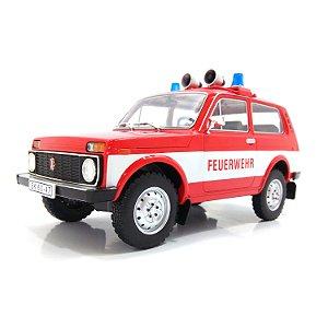 Lada Niva Bombeiros 1978 1/18 Model Car