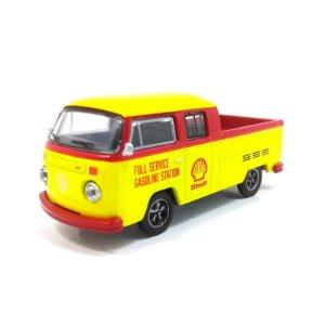 Kombi Shell Oil 1976 1/64 Greenlight California Collectibles