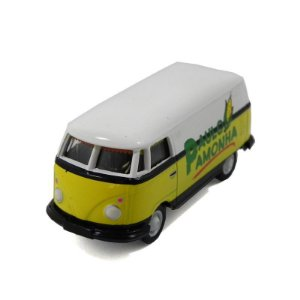 Kombi Paulo Pamonha 1/64 Greenlight California Collectibles