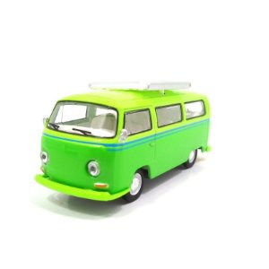 Kombi Bus 1968 1/64 Greenlight California Collectibles