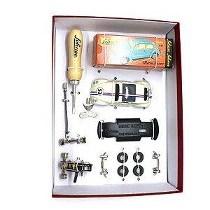 Kit de Montar VW Fusca Herbie Micro Racer 1/45 Schuco