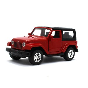 Jeep Wrangler 2014 Just Trucks 1/32 Jada Toys