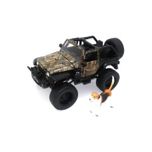 Jeep Wrangler 2007 Realtree 1/24 Jada Toys