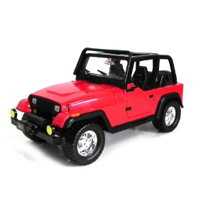 Jeep Wrangler 1992 1/24 Jada Toys