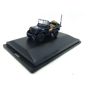 Jeep Willys MB Royal Navy 1/76 Oxford
