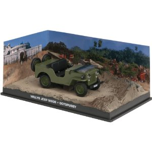 Jeep Willys M606 1/43 IXO – 007 Contra Octopussy