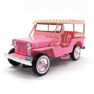 Jeep Surrey CJ3B 1960 Elvis Presley 1/43 Greenlight