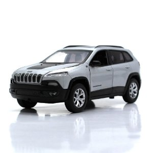 Jeep Cherokee 2014 Luz Som e Fricção 1/32 California Action