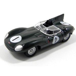 Jaguar D-Type N1 Le Mans 24H 1/76 Oxford