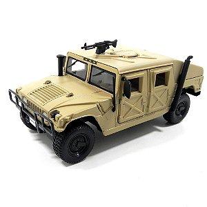 Hummer Military Sand 1/27 Maisto 31974