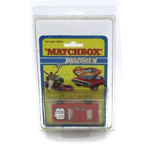Hot Rocker Superfast N 67 1971 1/64 Matchbox