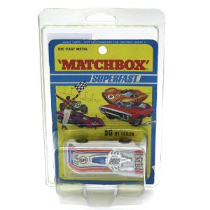 Hi Trailer Superfast N 56 1971 1/64 Matchbox