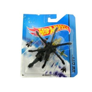 Helicóptero Air Grabber 2100 1/64 Hot Wheels