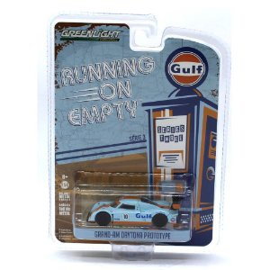 Grand Am Daytona Prototype Gulf Running on Empty 1/64 Greenlight