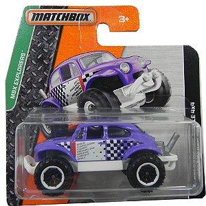 Volkswagen Fusca Beetle 4X4 1/64 Matchbox