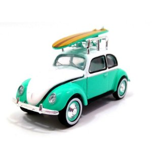 Fusca Beetle 1946 1/64 Greenlight California Collectibles 64