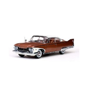Plymouth Fury Hard Top 1960 1/18 Sun Star