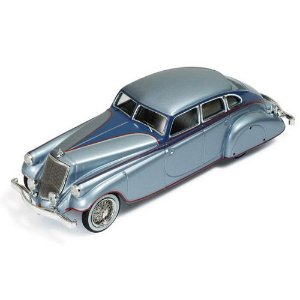 Pierce Arrow 1933 Silver 1/43 Ixo