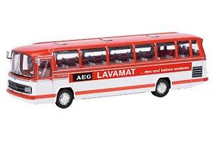 Ônibus Mercedes Benz O302 AEG Lavamat 1/87 Schuco