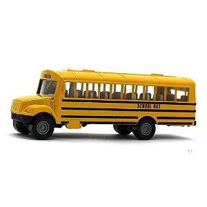 Ônibus Escolar Americano 1/50 Siku
