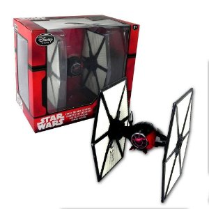 Nave Tie Fighter Star Wars Episodio 7 1/43 Disney Pixar