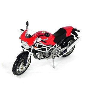 Moto Ducati Monster S4 1/12 Newray