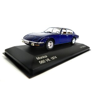 Monica 560 V8 1974 1/43 Whitebox