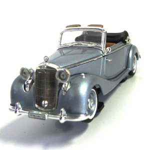 Mercedes-Benz 170S 1950 1/43 Signature