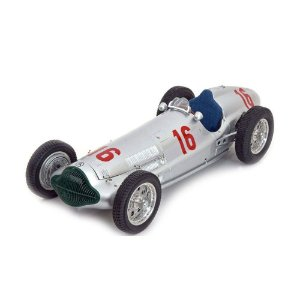 Mercedes Benz W154 GP Germany #16 1938 1/18 CMC