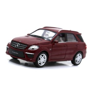 Mercedes Benz ML63 AMG Luz Som Fricção 1/32 California Action