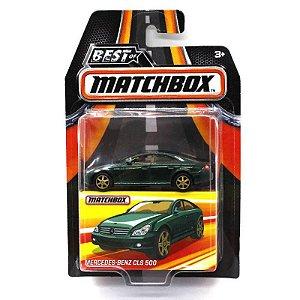 Mercedes Benz CLS 500 1/64 Best of Matchbox