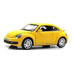 Volkswagen Novo Fusca Luz Som Fricção 1/32 California Action