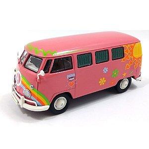 Volkswagen Kombi T1 Minibus Flowerpower 1962 1/43 Premium Classixxs