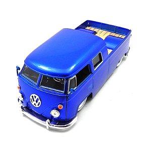 Volkswagen Kombi Pick Up Azul 1963 1/24 Jada Toys
