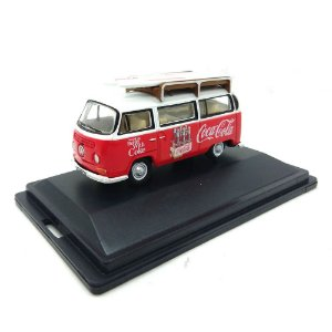 Volkswagen Kombi Coca Cola Bay Window 1/76 Oxford