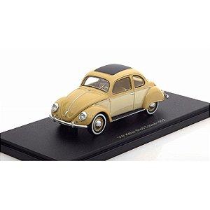Volkswagen Fusca Kafer Stool Coupé 1952 1/43 Neo
