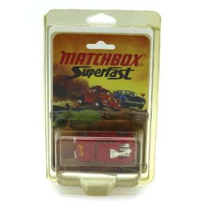 Volkswagen Fusca Dragon Superfast N 31 1/64 Matchbox