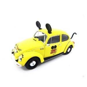 Volkswagen Fusca 1200 Truly Nolen Pest Control 1/43 Minichamps