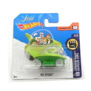 The Jetsons 1/64 Hot Wheels