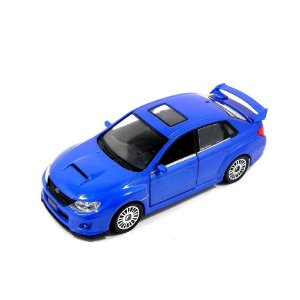Subaru Wrx Sti 1/32 Super Marcas Dtc