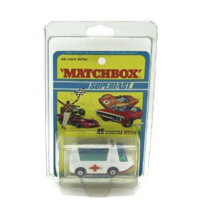 Stretcha Fetcha Superfast N 46 1971 1/64 Matchbox