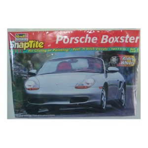 Snaptite Porsche Boxter 1/25 Revell